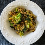 "Recipe: Low Carb Stir Fry ""Rice"""
