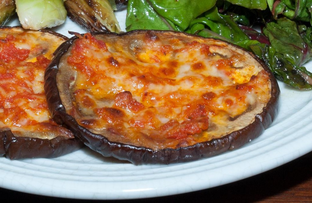 Eggplant Pizzas Recipes — Dishmaps