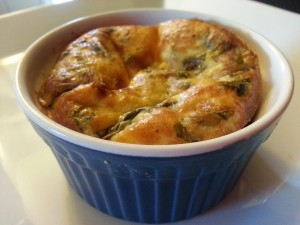 low carb souffle recipe