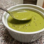 Cucumber and Lettuce Soup