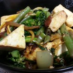 Recipe: Low Carb Vegetarian Stir Fry