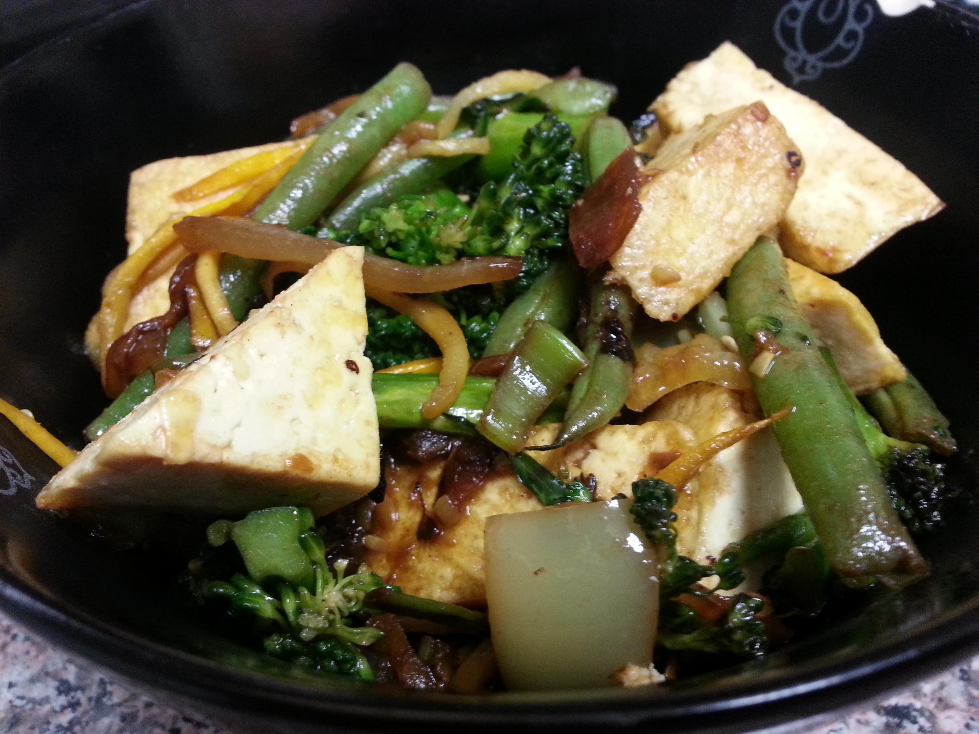 Recipe low carb vegetarian stir fry low carb kitty - Recette low carb ...