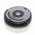 An adorable Roomba