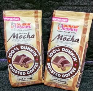 Dunkin Donuts Mocha Coffee