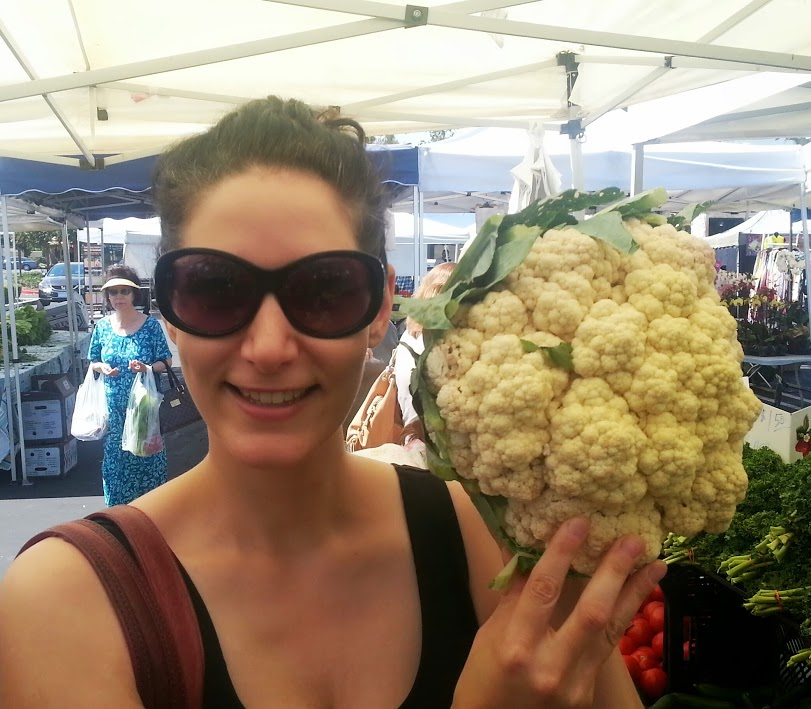 Massive Cauliflower