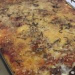Spaghetti Squash Recipe: Spaghetti Squash Lasagna