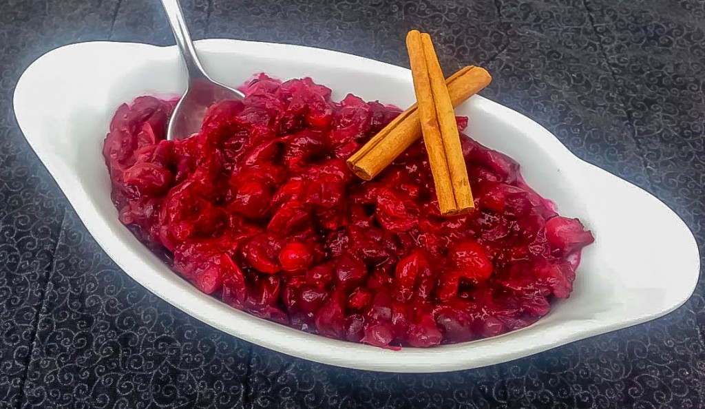 Recipe: Sugar-Free Cranberry Sauce - Low Carb Kitty!