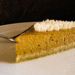 Low Carb Thanksgiving - Low carb pumpkin pie