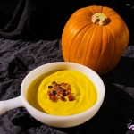 Golden Beet Pumpkin Soup