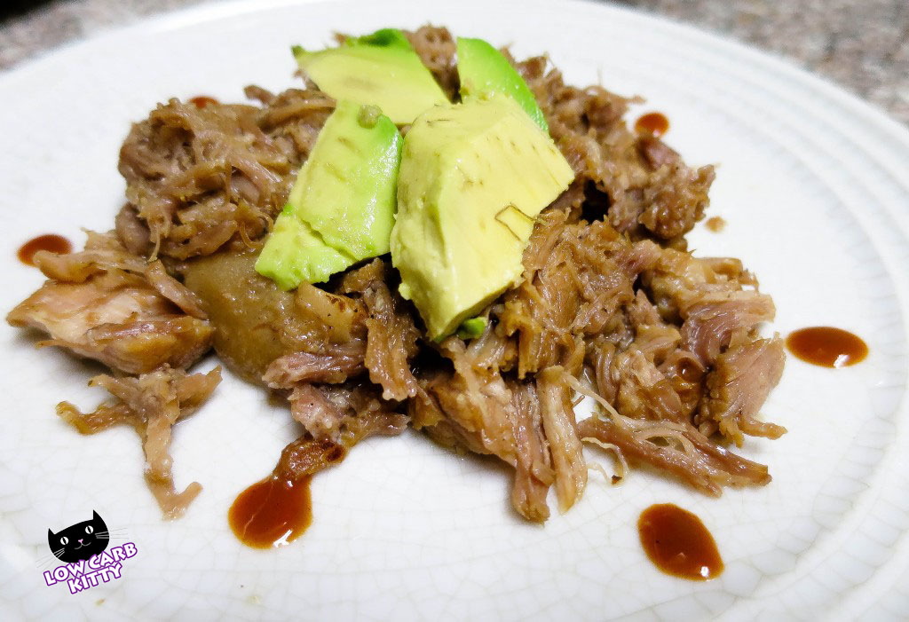 Low Carb Carnitas