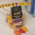 Here is the exact product, of 'mini bell peppers'