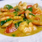 Recipe: Low Carb Seafood Curry