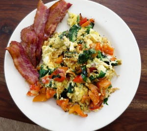 Egg Scramble - Low Carb Whole 30