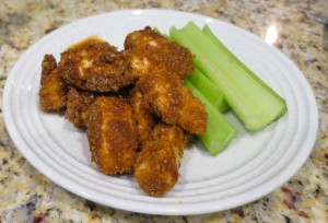 Low Carb Chicken Nuggets