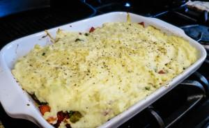 low carb casserole