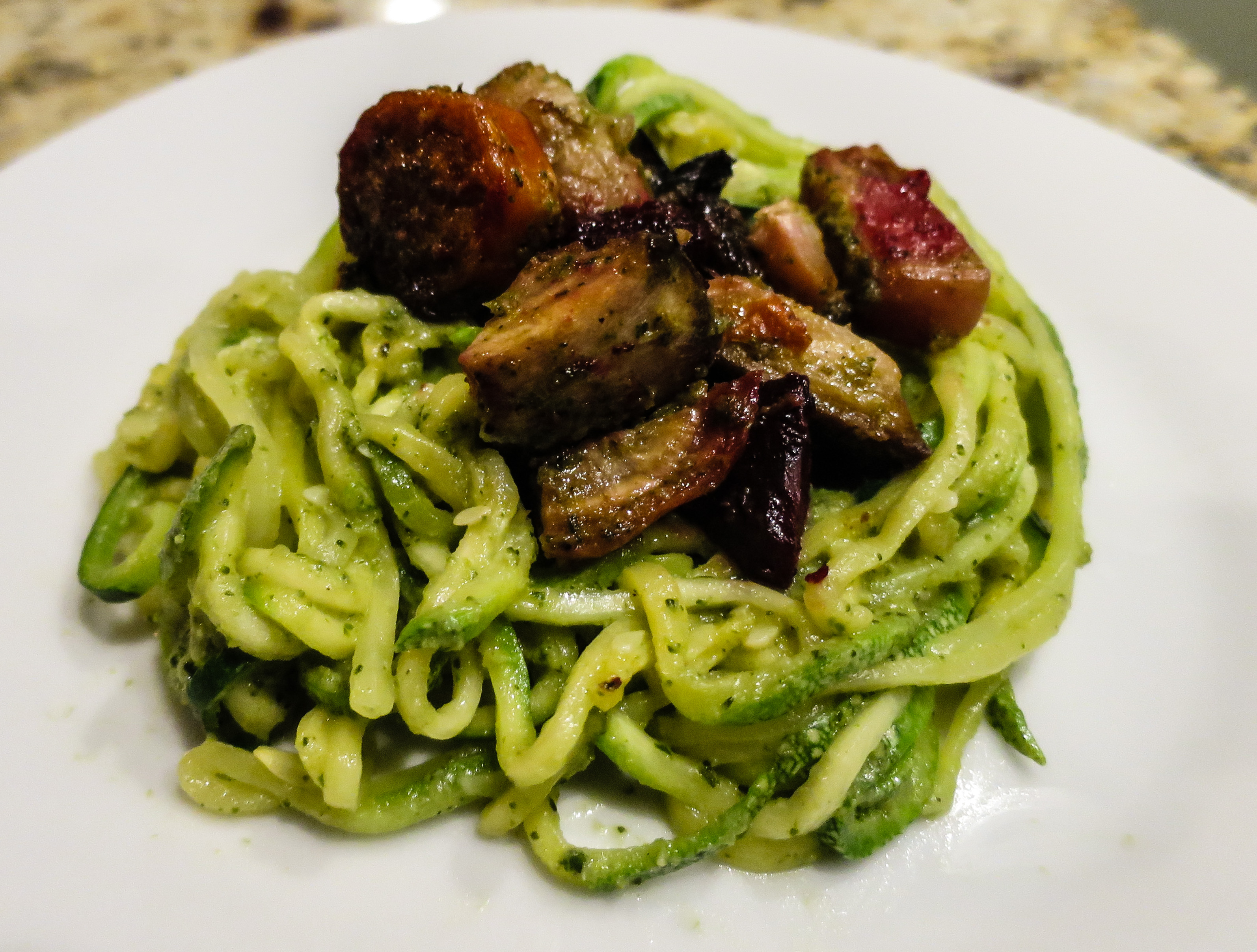 Broccoli Pesto Sauce