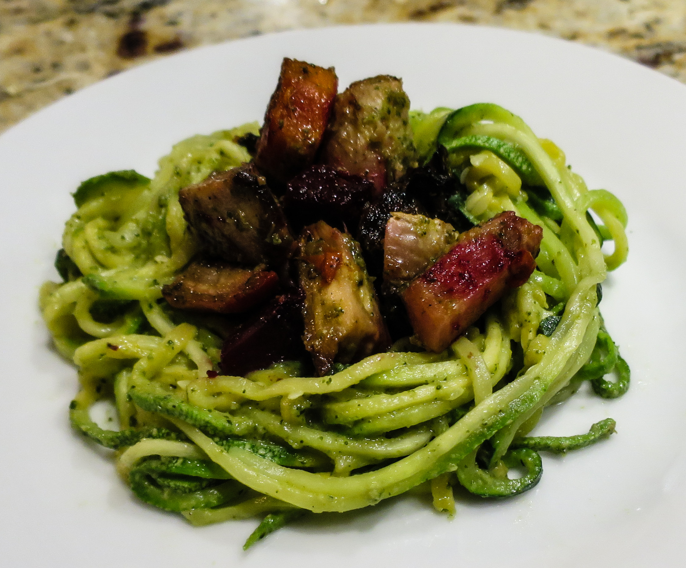 Recipe: Broccoli Pesto Sauce