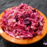Recipe: Sassy Beet Coleslaw