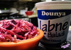 beet coleslaw