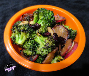 broccoli radish recipe