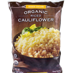 Trader Joe's Cauliflower Rice Review (plus stir fried 'rice' recipe)